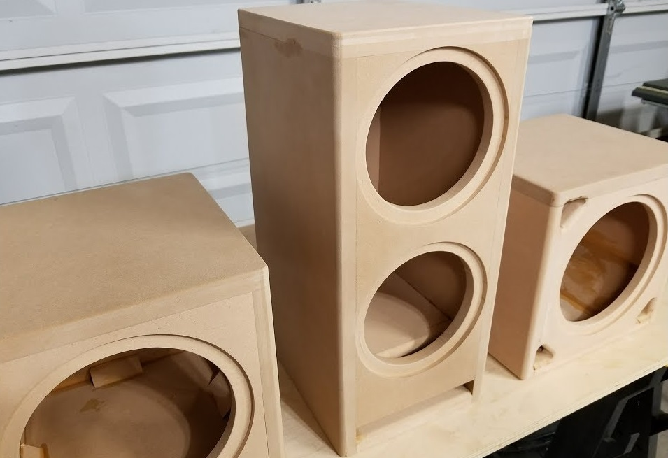 subwoofers boxes